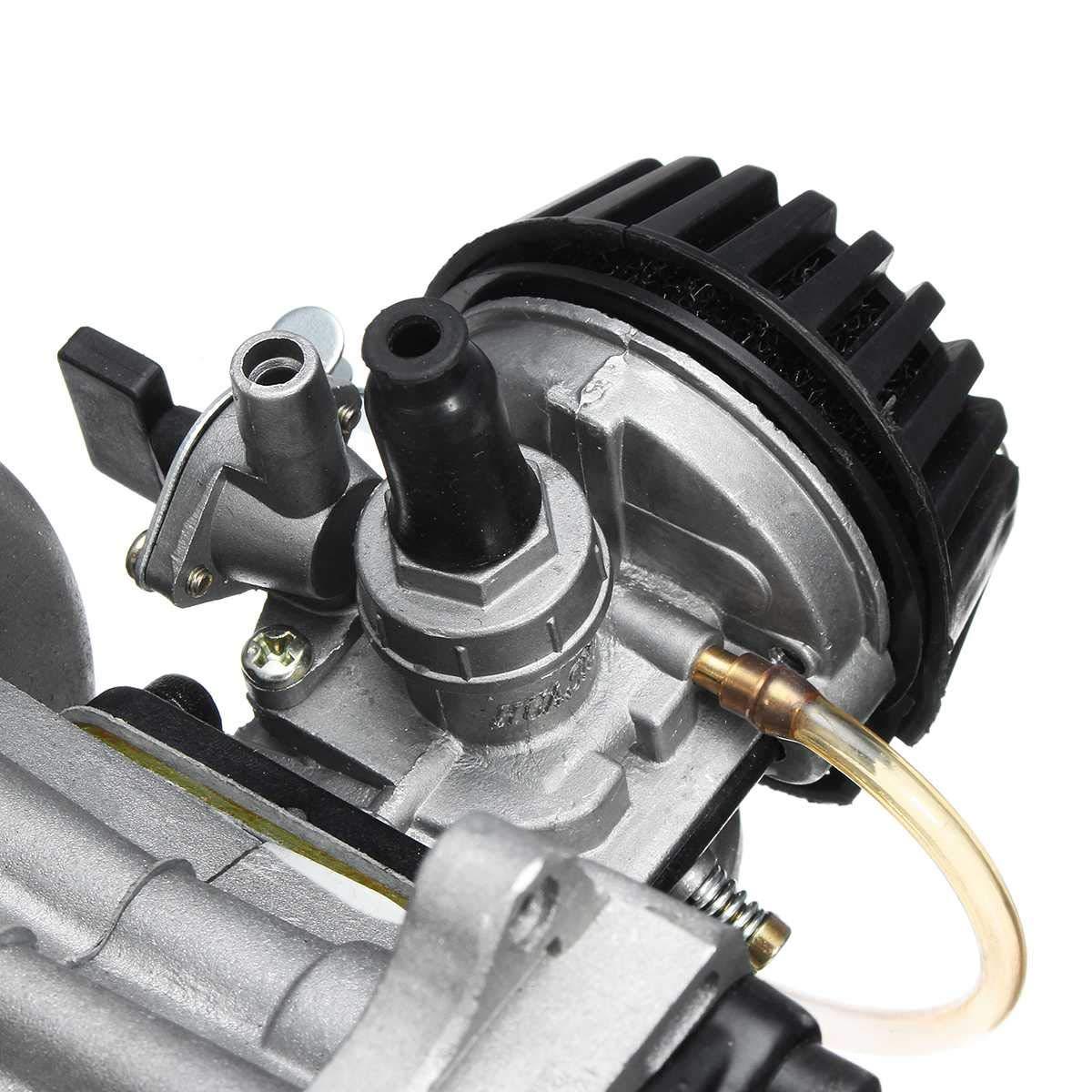 49cc 2-Stroke CDI Hand Pull Start Engine Motor For Pocket Bike Mini Dirt Bike ATV Scooter by Unkows (Image #4)