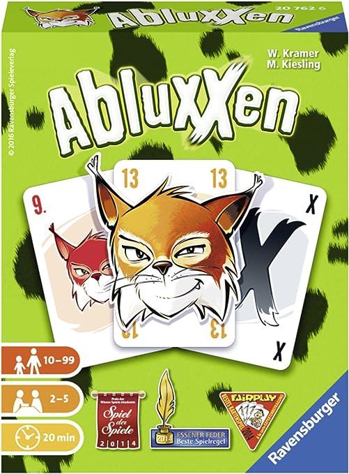 Ravensburger 4005556207626 Juego de Cartas Accumulating Card Game - Juegos de Cartas (10 yr(s), Accumulating Card Game, Children & Adults, Boy/Girl, 99 yr(s), 20 min): Amazon.es: Juguetes y juegos