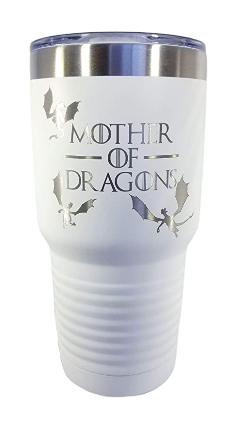 647912ad340 Amazon.com: Mother of Dragons by InkPonyArt Game of Thrones Inspired ...