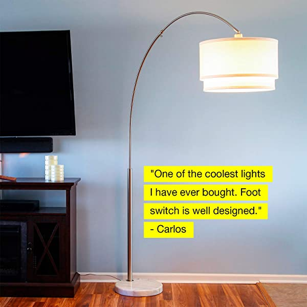 best arc floor lamp