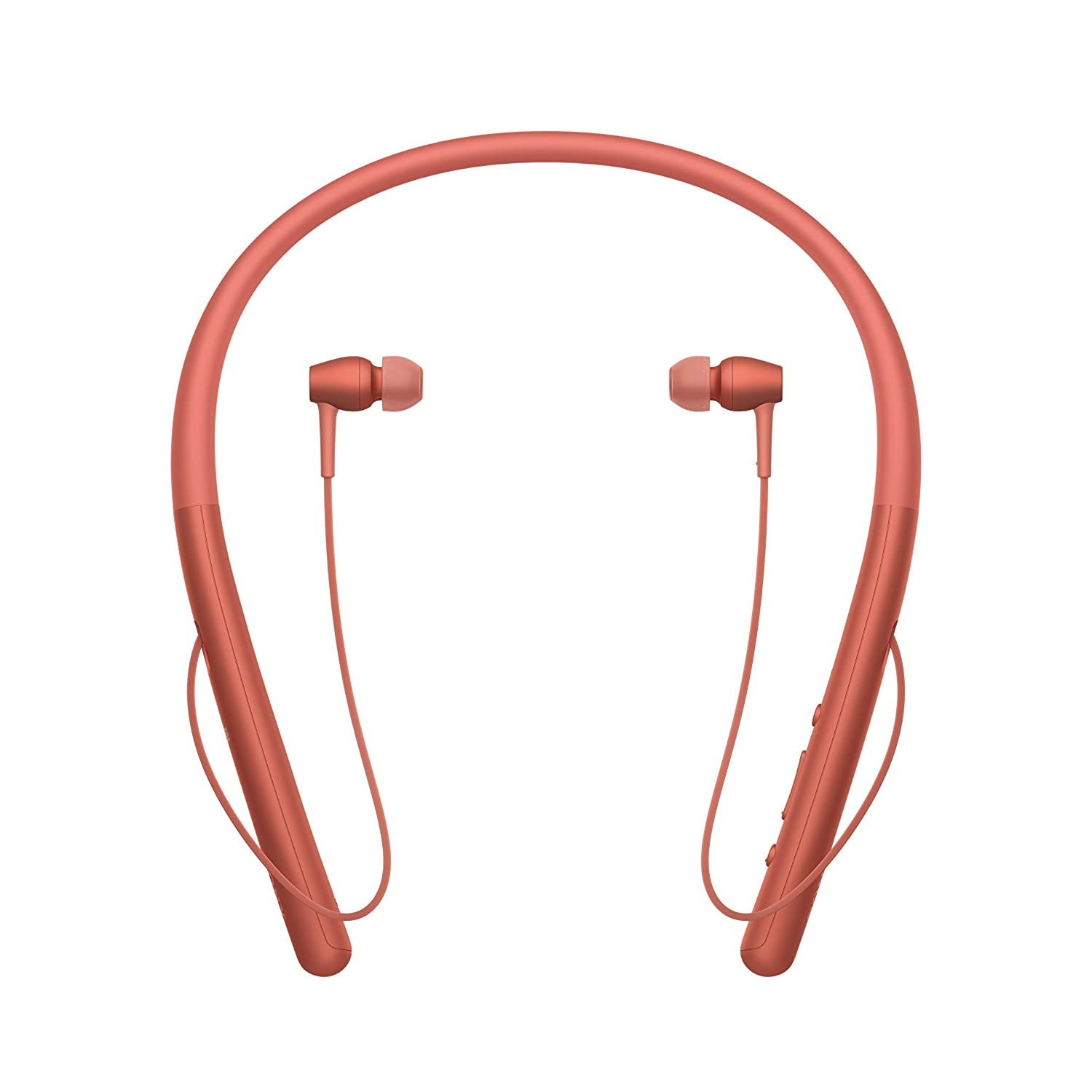 Sony - H700 Hi-Res Wireless in Ear Headphone Red: Amazon in: Electronics