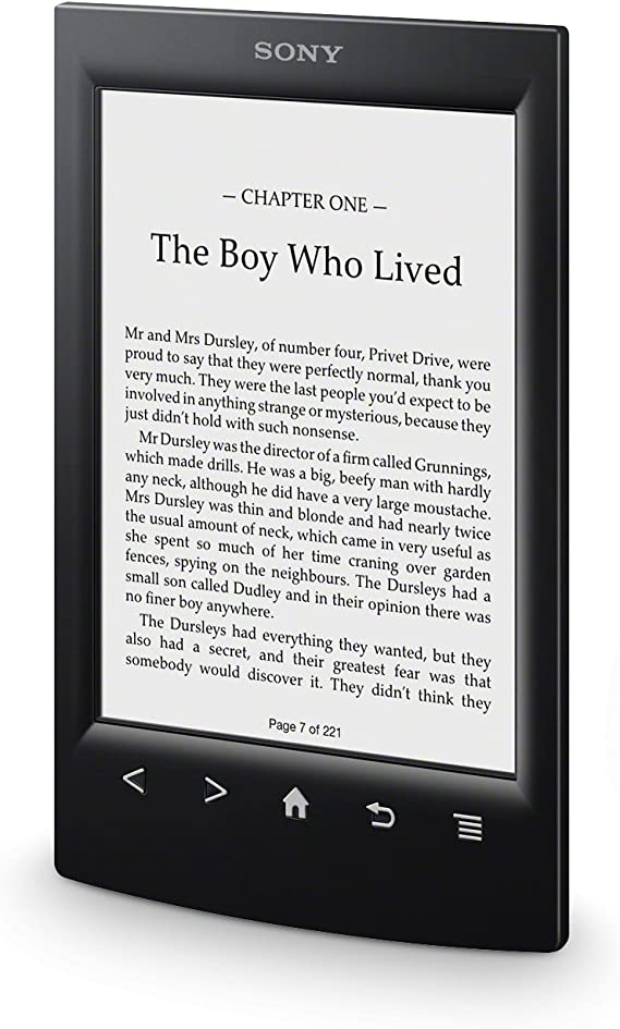 Sony - Sony Reader Prs-T2 Wi-Fi Negro - Ebook: Amazon.es: Electrónica