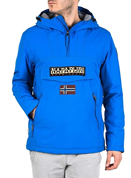 Napapijri Rainforest Pocket Chaqueta para Hombre: Amazon.es ...