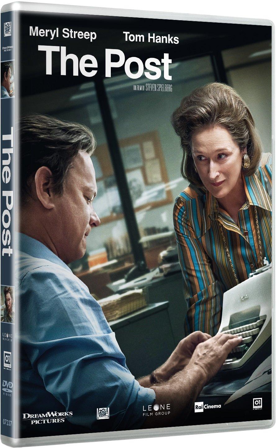 The Post (2017) DVD9 Copia 1:1 ITA ENG Sub - DDN