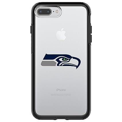 save off ff4c6 6adef Amazon.com: Seahawks iPhone 8 Plus Case iPhone 7 Plus Case TPU ...