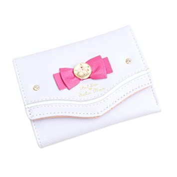 Sailor Moon cartera mujeres Lady corto Monedero mujeres ...