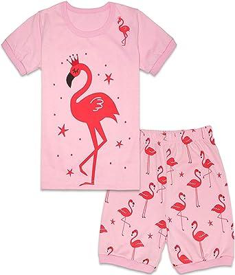 Qtake Fashion Pijama para Ni/ña
