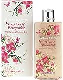 Heathcote & Ivory Florals Sweet Pea & Honeysuckle Moisturising Shower Gel 250 ml