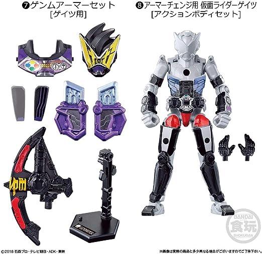 BANDAI Kamen Masked Rider Zi-O So-Do RIDE 3 Full set from JAPAN NEW F//S