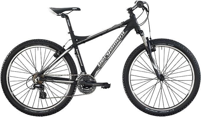 Bergamont - Vitox 5.3 2013 - Bicicleta de montaña, talla 157-162 cm, color blanco, gris y negro Talla:56cm (185-201cm): Amazon.es: Deportes y aire libre