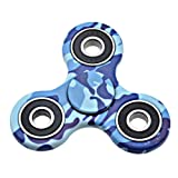 Fidget Spinner, Kungix Relieve Stress Reducer Help Focus Killing Time Hand Camouflage Finger Toy