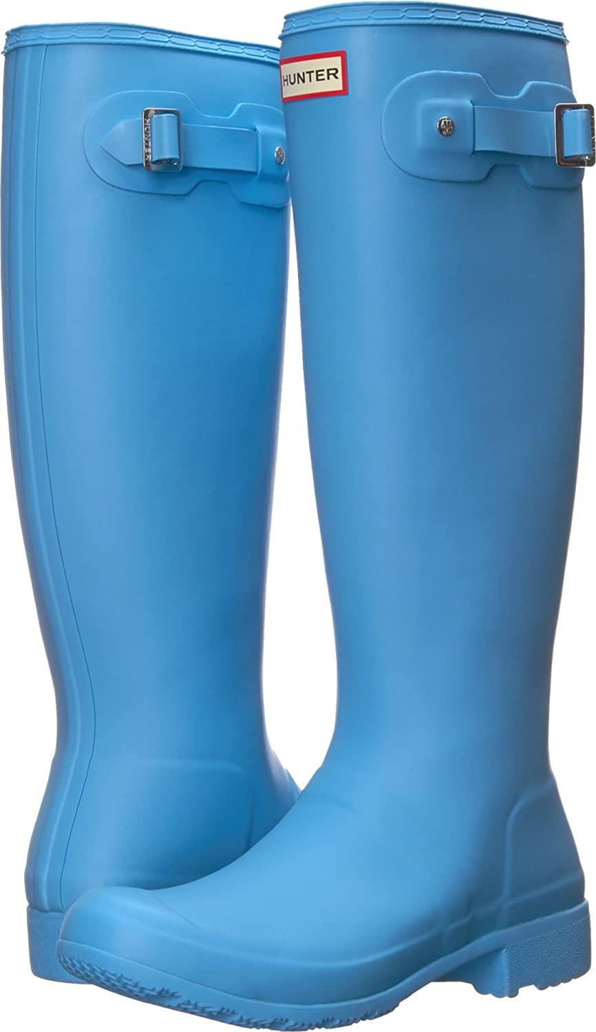 Hunter 10 Womens Original Tour Rain Boots B0758FKS5Z 10 Hunter B(M) US|Forget Me Not fe6eff