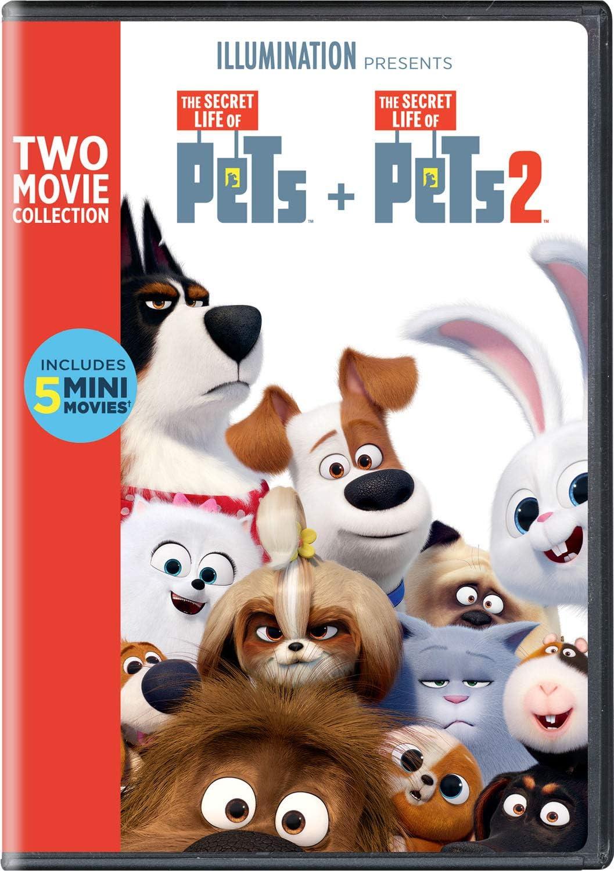 Mcdonald/'s secret life of pets 2 .. new with bonus complete set 1-6 ..