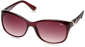 77e2aaefa319 Idee Rectangular Sunglasses Brown S1925|C3|58 available at Amazon for Rs.987