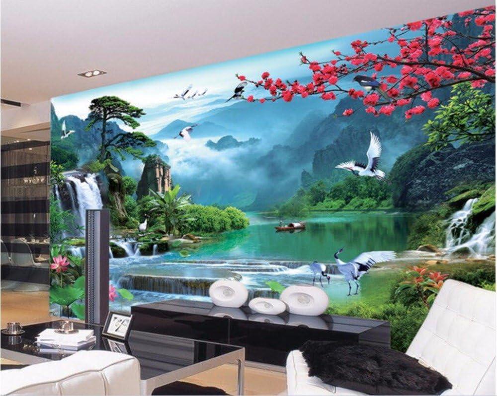 Lwcx 3d Wall Murals Wallpaper For Walls 3d Photo Wallpaper