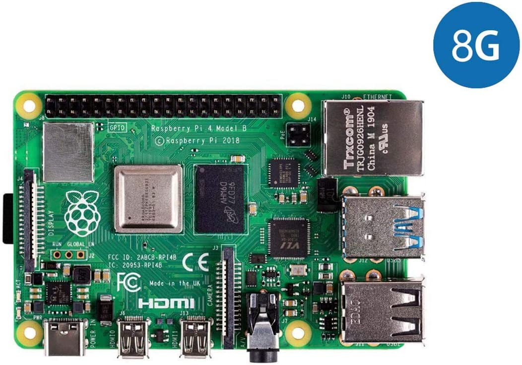 Raspberry Pi 4B(8GB)