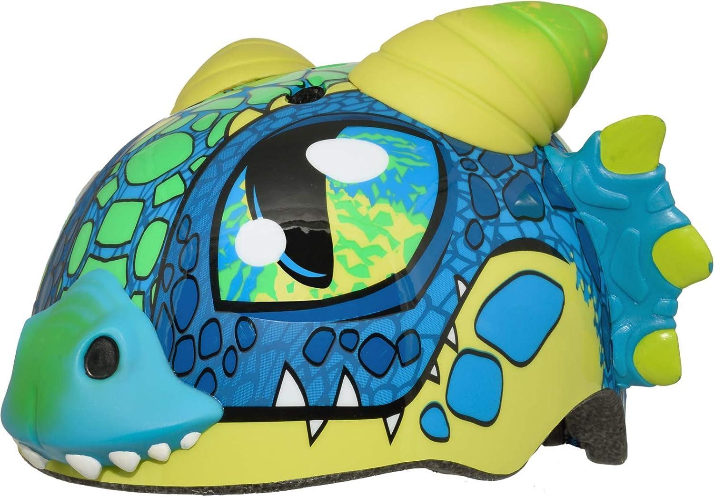 Raskullz Don Dragon Toddler 3+マルチスポーツヘルメット   B0731F5VP2