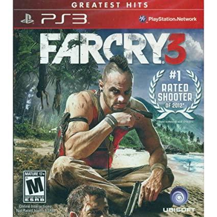Far Cry 3 para PS3 [Greatest Hits]: Amazon.es: Videojuegos