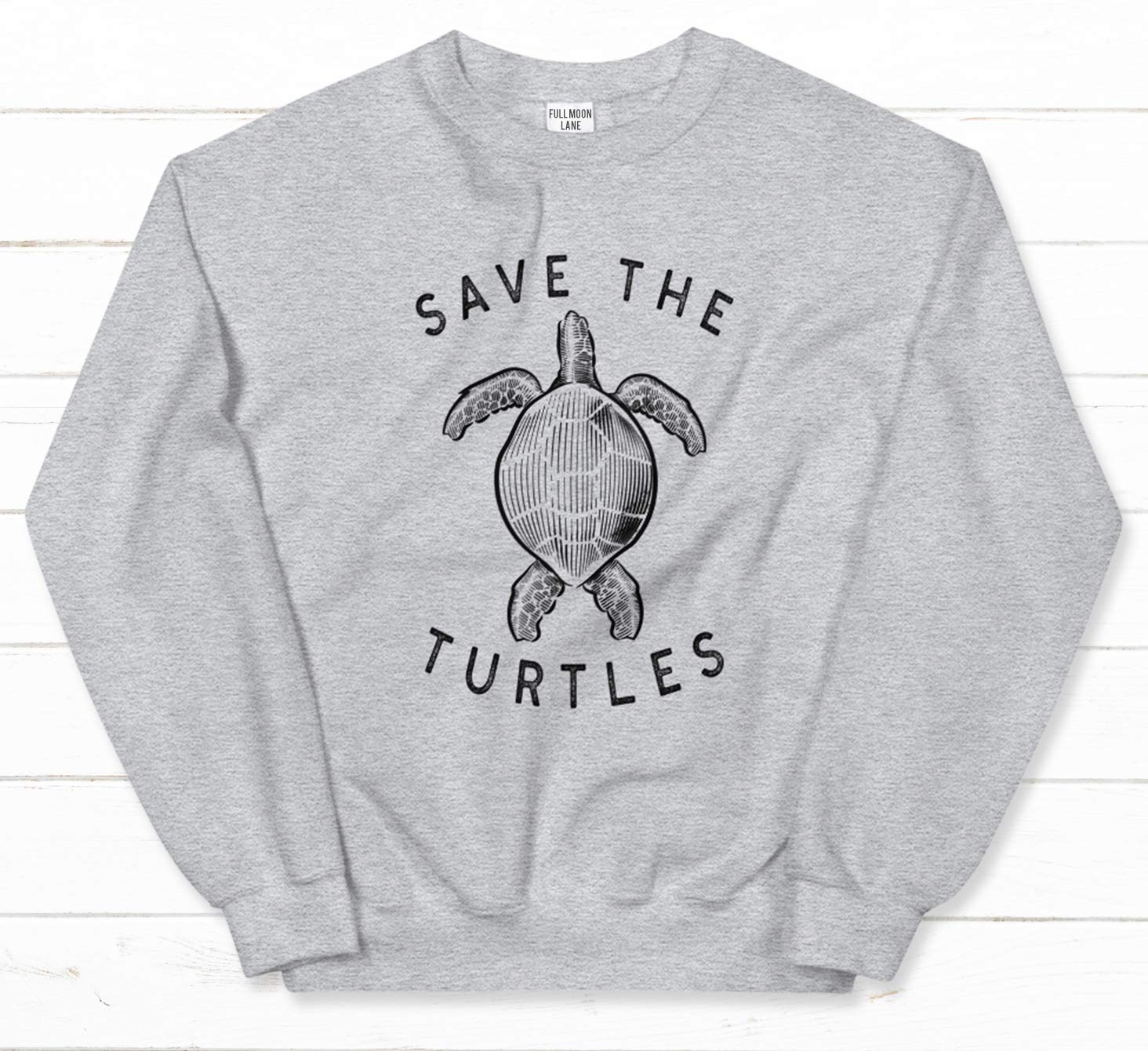 Baby Boys Girls Soft Tee Save The Turtles T-Shirt