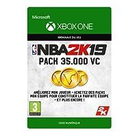 NBA 2K19: 35,000 VC | Xbox One - Code jeu à télécharger