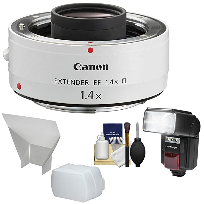 Review Canon EF 1.4X Extender