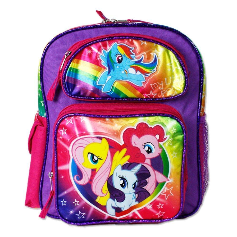 Small Backpack - My Little Pony - In Hearts School Bag 109220 B00WL6CSI8