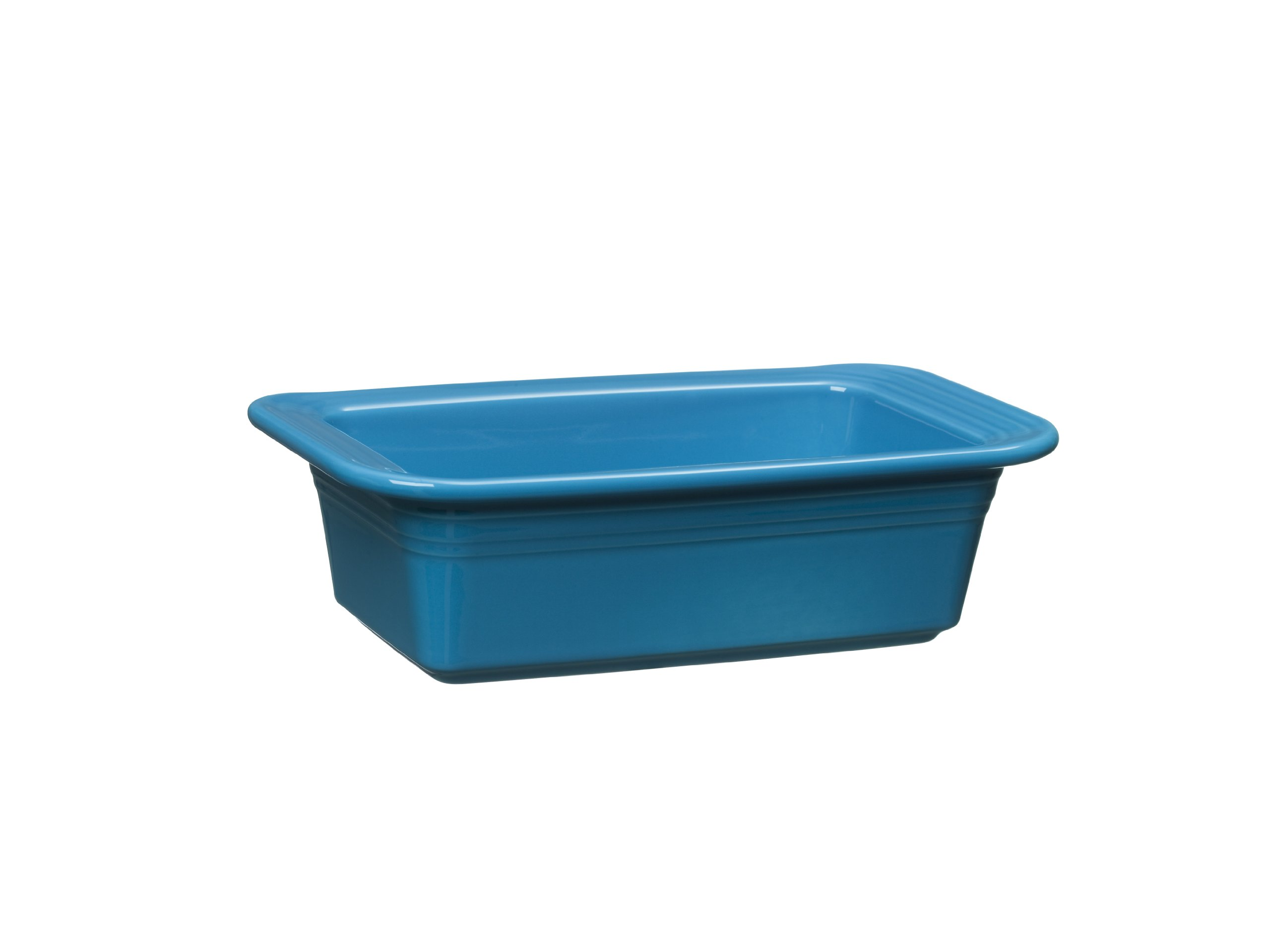 Fiesta 813-327 Loaf Pan, 5-3/4-Inch by 10-3/4-Inch, Peacock