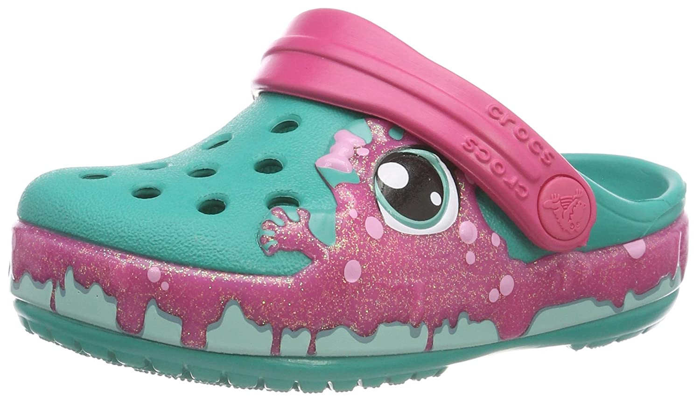 Crocs Fun Lab Slime Band Clog, Sabots Mixte Enfant 205348