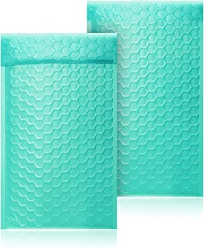 Packapro 180 x 240 mm Bubble Mailers Teal