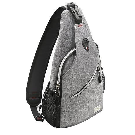 Review MOSISO Sling Backpack, Multipurpose