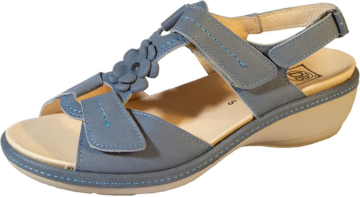 Db Shoes Pippa Women Sandals Wide