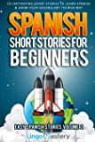 Spanish Short Stories for Beginners Volume 2: 20 Captivating Short Stories to Learn Spanish & Grow Your Vocabulary the…