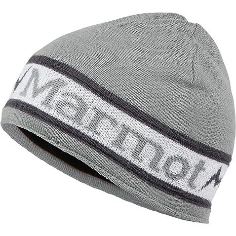 7c56d6061bc Amazon.com  Marmot Spike Hat Grey Storm Steel Onyx