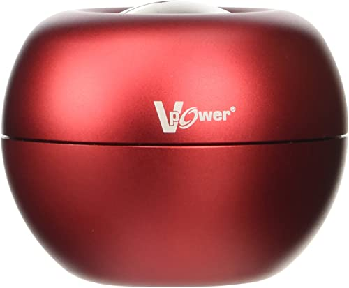 Dynaflex IronPower V-Power Steel Gyro Metal Powerball Red