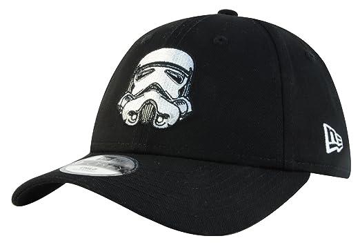 huge selection of d35c9 350d4 New Era Kids Essential 9FORTY Star Wars Stormtrooper Cap Black Child
