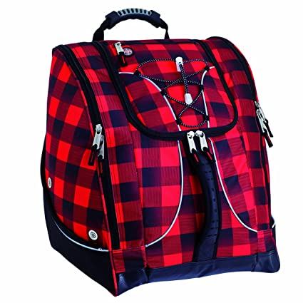 e732a68975a3 Amazon.com   Athalon Everything Boot Bag (Lumberjack)   Snow Sports ...