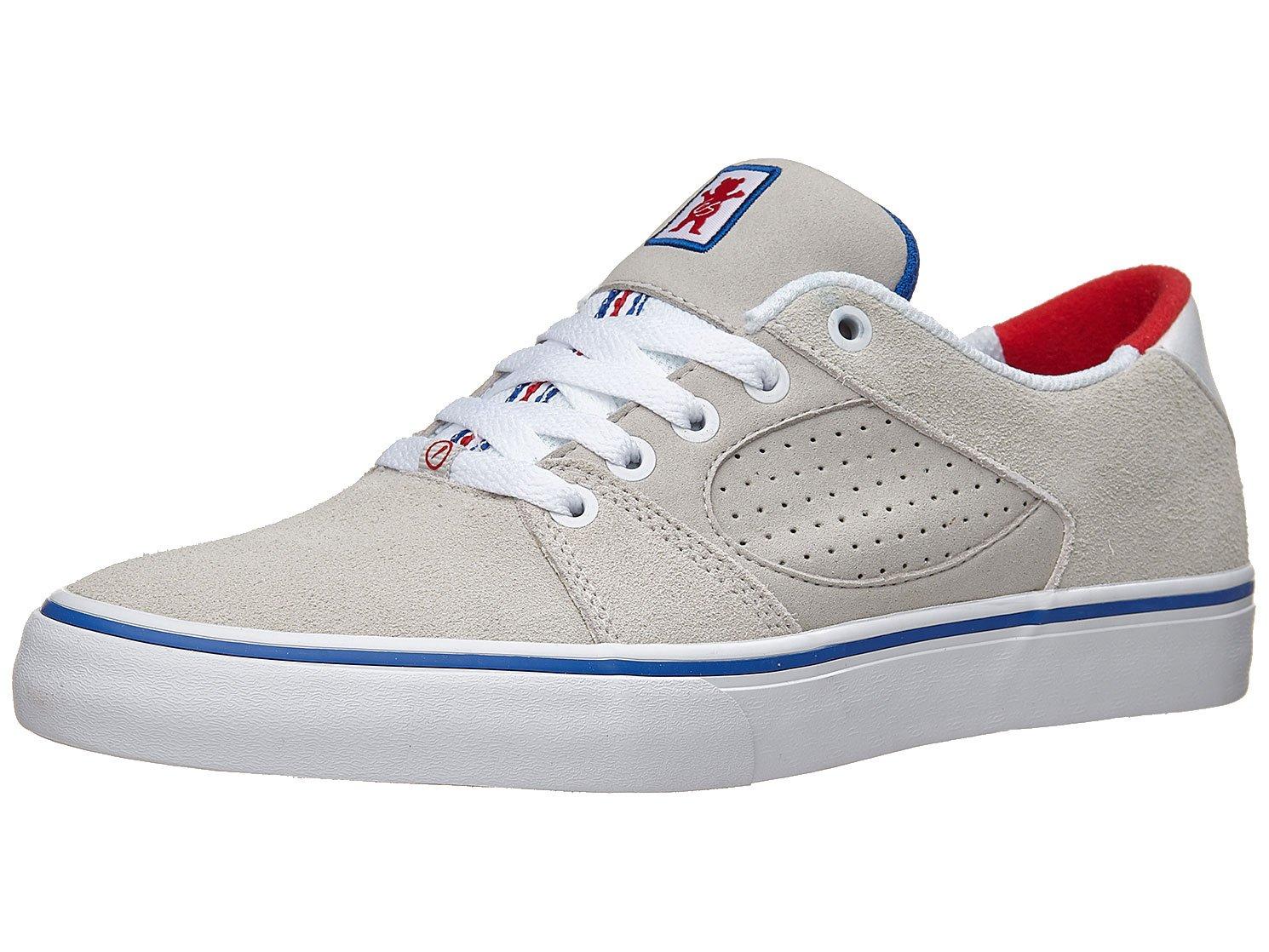ES Square Three Three Three X Grizzly bianca scarpe Dimensione US 8,5 ad9e21