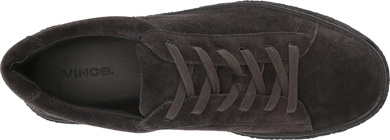 Vince Women's Neela Sneaker B077NH4NSD 6 B(M) US|Pewter Suede