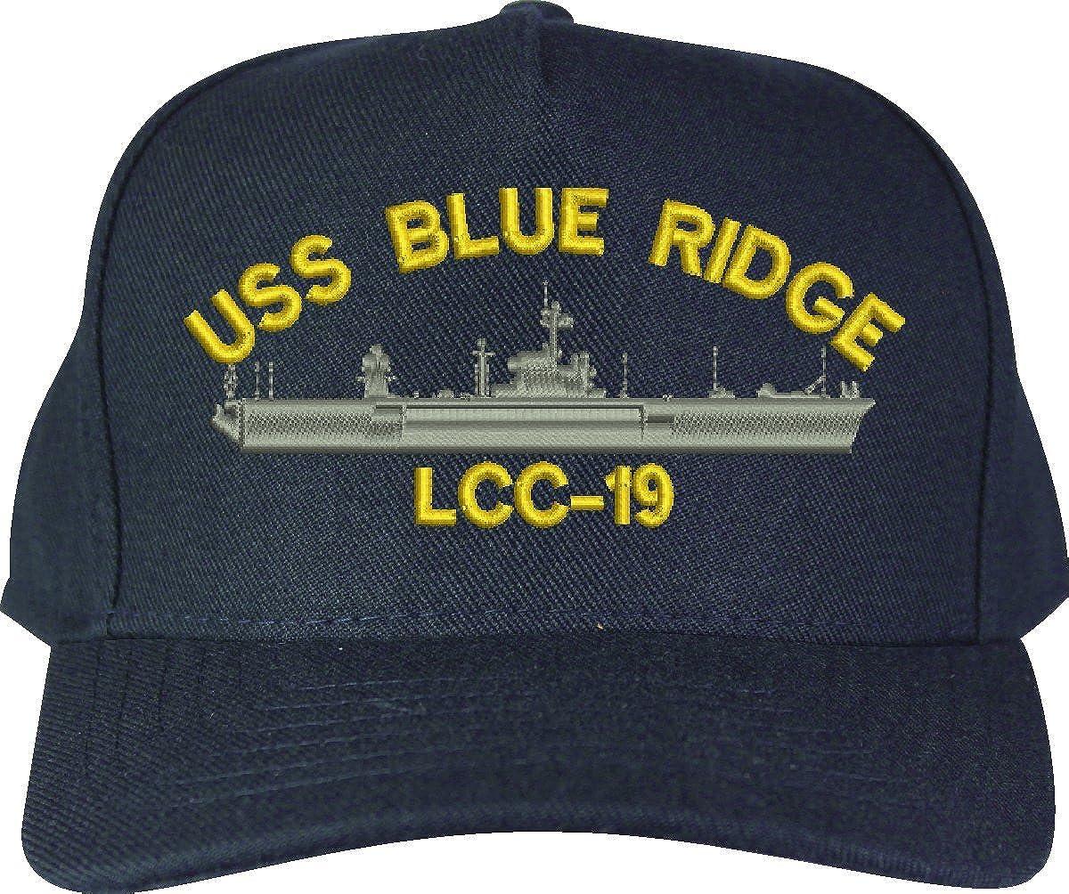 MilitaryBest Custom Blue Ridge LCC Class Command Ship Cap