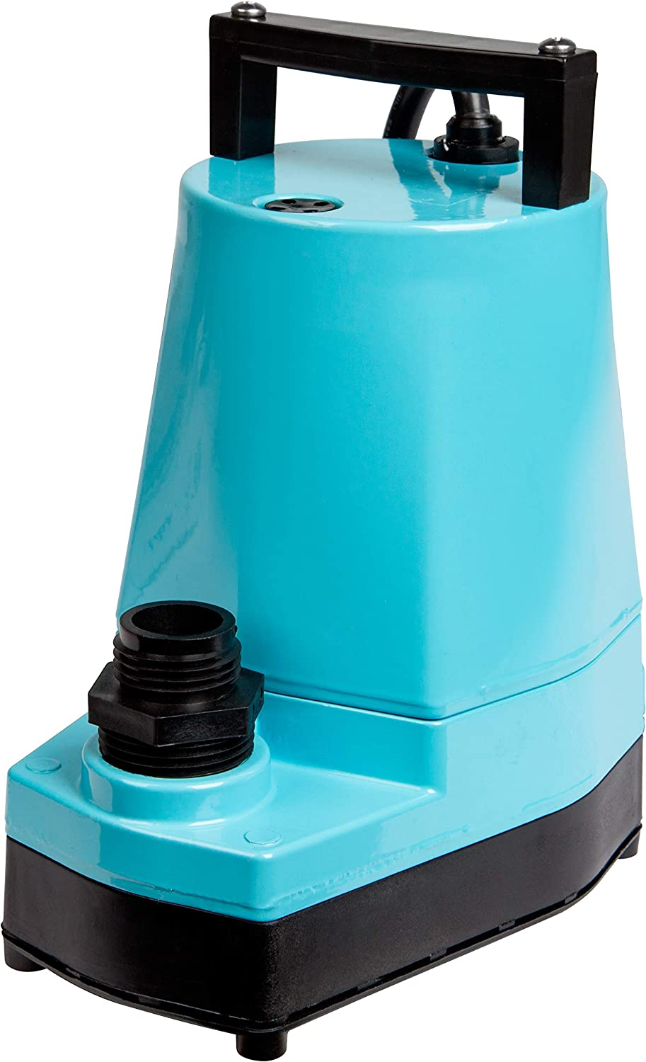 Little Giant 505005 1//6 HP Submersible Utility Pump 5-MSP 1200GPH 115V