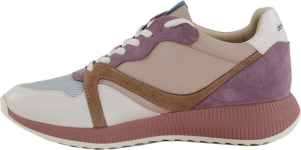 Don algodón DO015, Zapatillas Deportivas de Mujer Estilo Casual, Multicolor, 40 EUR: Amazon.es: Zapatos y complementos