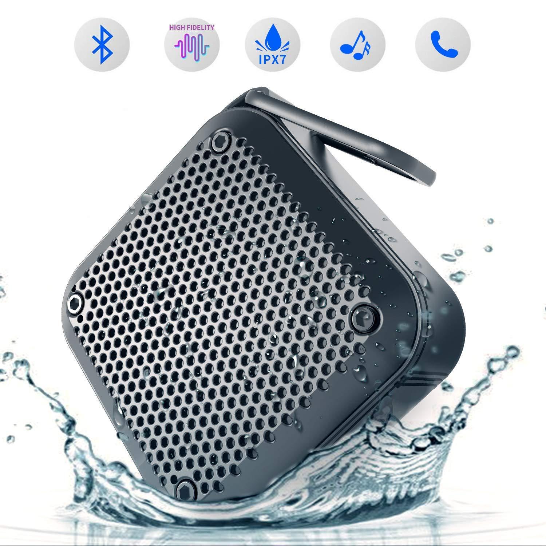Waterproof Wireless Bluetooth Speaker Portable - LEZII (2018