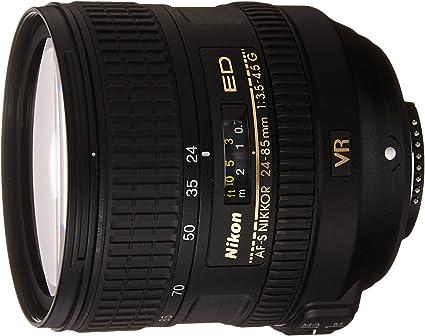 Nikon Af S Nikkor 24 85 Mm 1 3 5 4 5g Ed Vr Objektiv Kamera