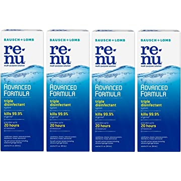top selling Renu Fresh Multi-Purpose Contact Lens Solution 2 oz Travel Size