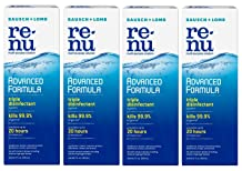 Renu Fresh Multi-Purpose Contact Lens Solution 2 oz Travel Size