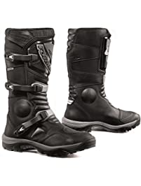 Forma Adventure Off-Road Motorcycle Boots (Black, Size 10 US/Size 44 Euro)