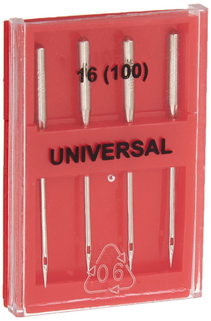 Dritz 4-Piece Universal Machine Needles Size 18