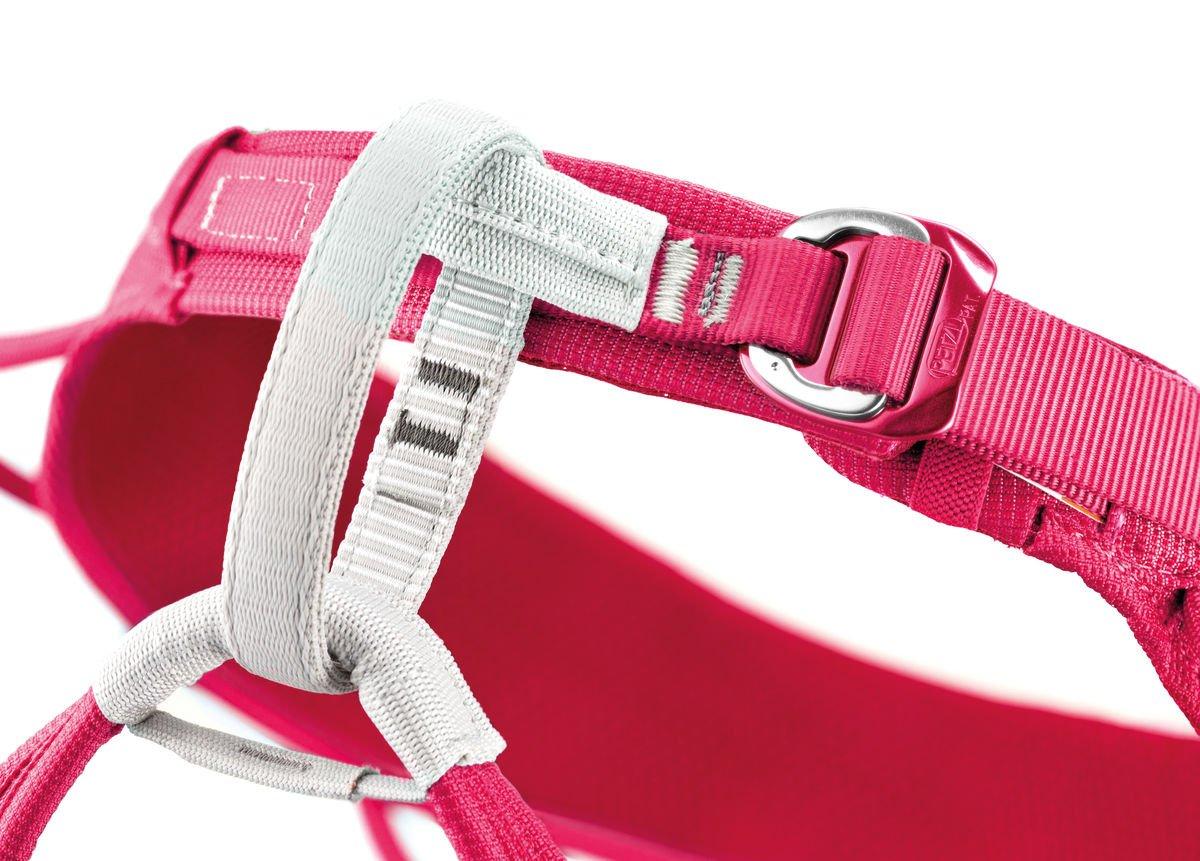 Klettergurt Pink : Petzl damen klettergurte selena c55ar: amazon.de: sport & freizeit