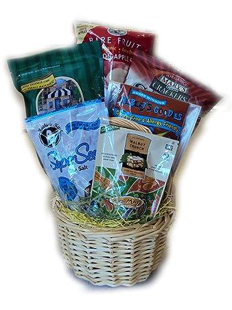 Amazon gluten free casein free diet gfcf gift basket by well gluten free casein free diet gfcf gift basket by well baskets negle Images