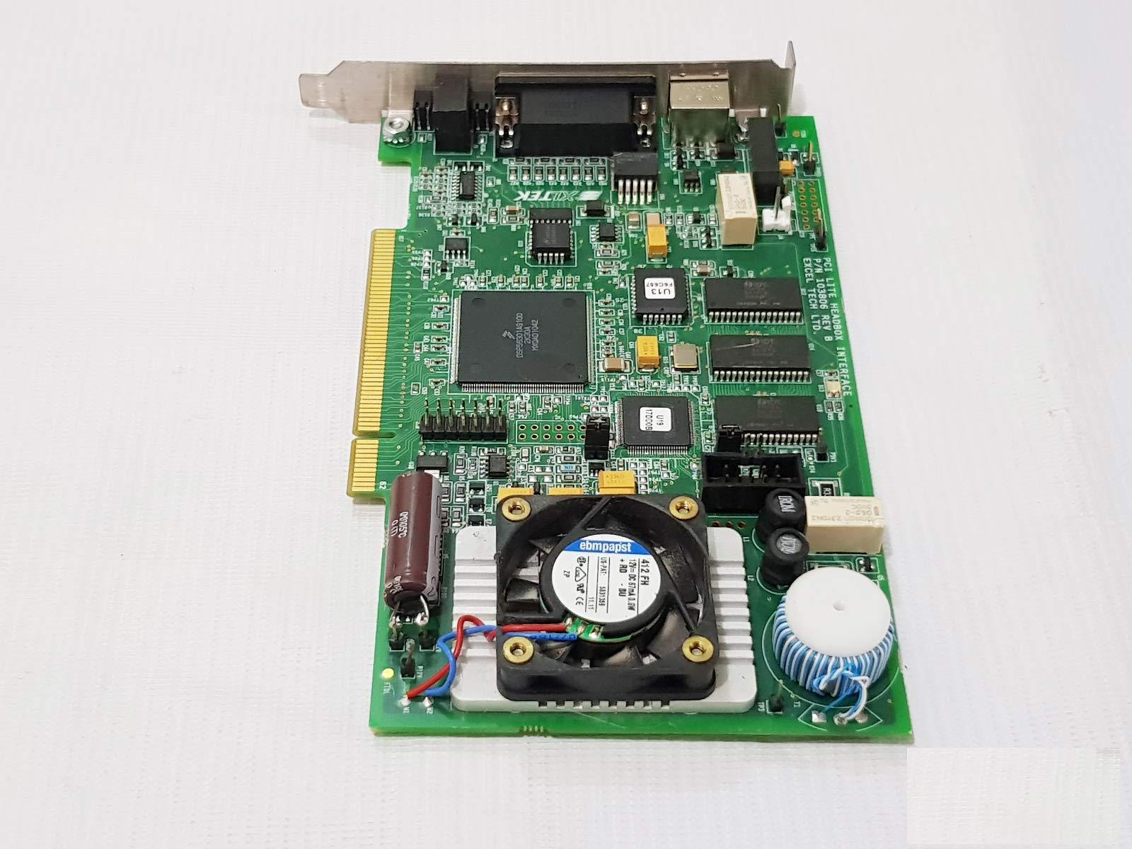 Natus XLTek PCI Lite Headbox Interface Card 103806 Rev D